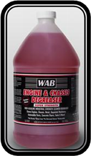 ENGINE & CHASSIS DEGREASER